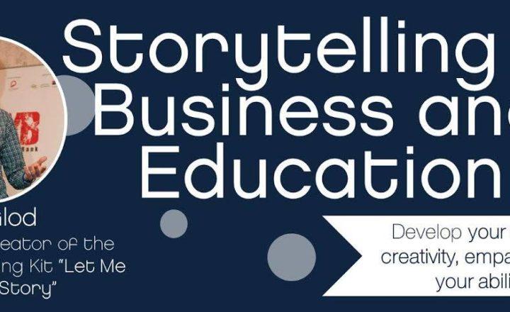 Storytelling и защо успехът в бизнеса се дължи на умението да се разказват истории – семинар с румънския трейнър Алекс Глод на 18 август 11