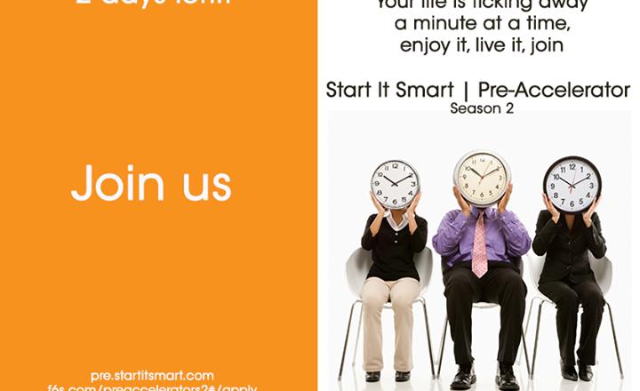 Стартира втори сезон на Start It Smart | Pre-Accelerator 6