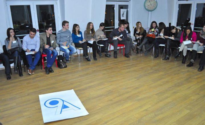 Първи предизвикателства за участниците в 9 Academy 14