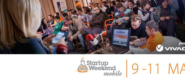 StartUP Weekend Mobile – състезание за предприемачи. Да видим кои ще са най-добрите на 9-11 май 10