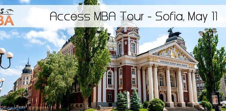 На 11 май в хотел Балкан всеки интересуващ се от елитните MBA програми ще може да получи информация за различните бизнес университети.
