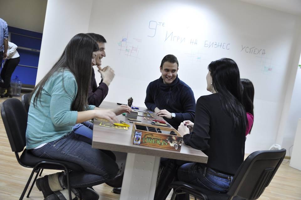 """""""Това как играеш игри е отражение на това какъв си и като човек"""", Михаел Иванов за първото издание на """"9-те игри на бизнес успеха"""" 1"""