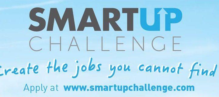 SmartUp Challenge е програма по предприемачество и иновации, която помага на хората между 18 и 26 години от България, Унгария, Румъния и Словакия да превърнат бизнес идеята си в реалност.