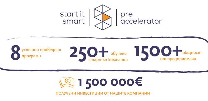 Превърни идеята си в реалност със Start It Smart   Pre-Accelerator 11
