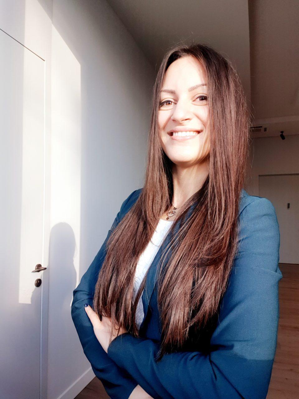 Диляна Калугерова, участник в Сезон 8: 9Academy ми показа, че ученето е процес, който не трябва да спира през целия живот. 1